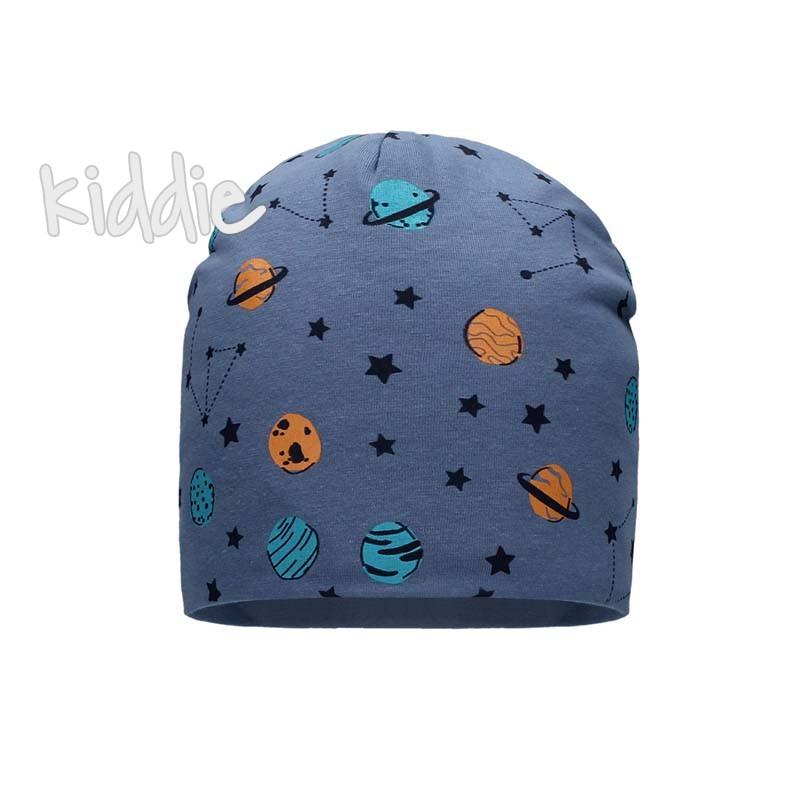 Детска шапка Bixie за момче Космос