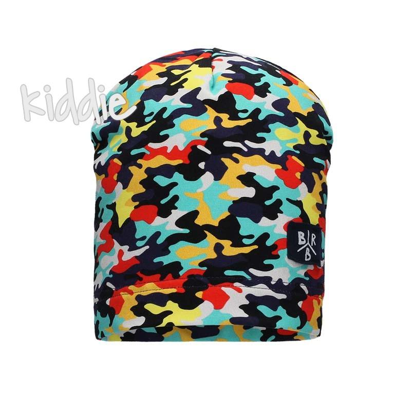 Детска многоцветна шапка за момче Bixie
