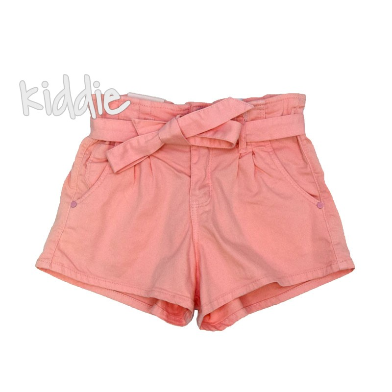 Детски къси панталони Pink Rabbit за момиче