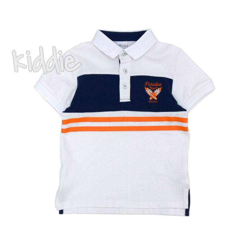 Детска поло блуза Ativo