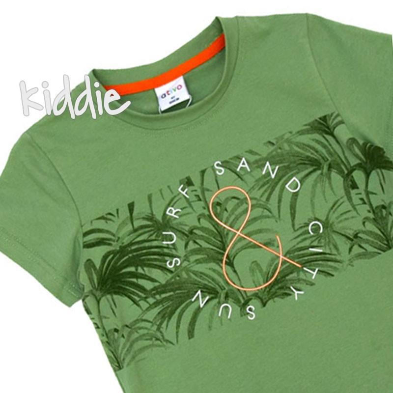 Детска тениска Ativo за момче