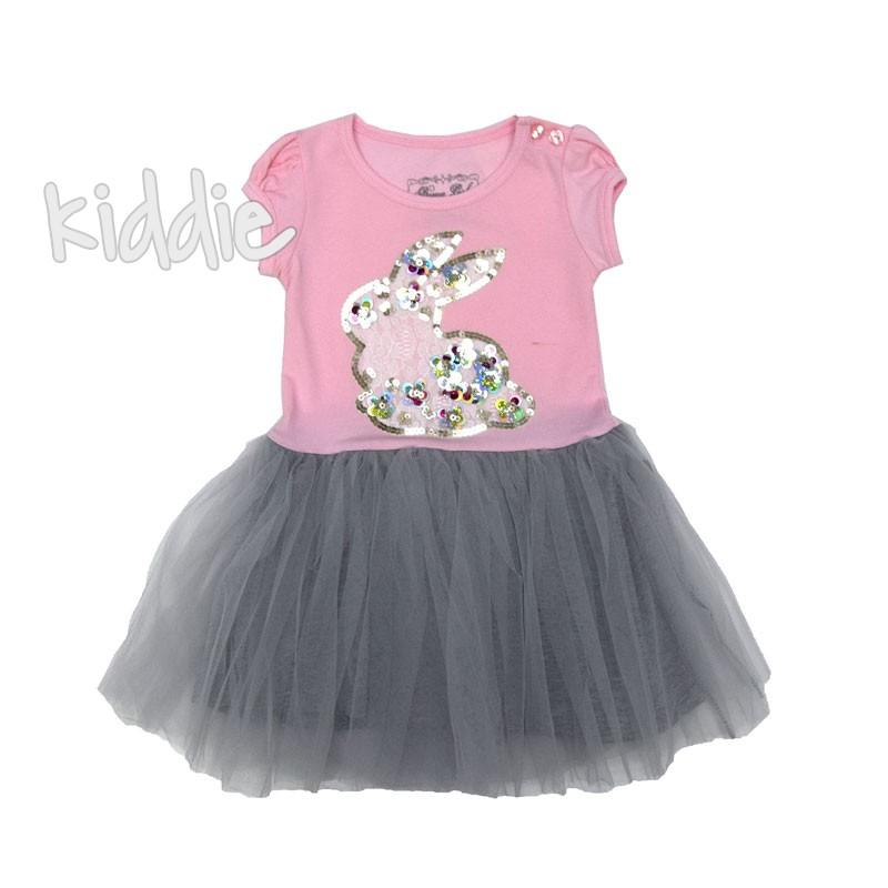 Детска рокля Breeze Заек