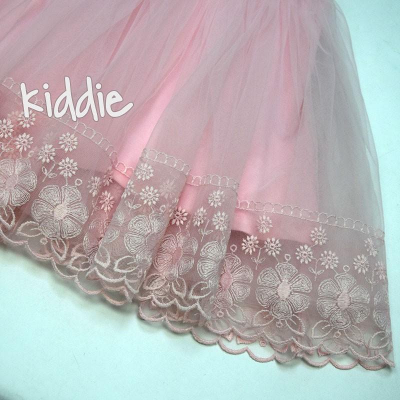 Детска рокля Breeze дантела