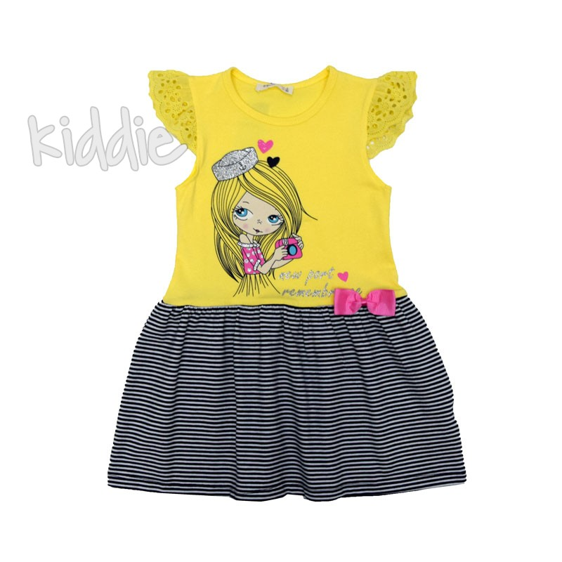 Детска рокля Фотографка Breeze