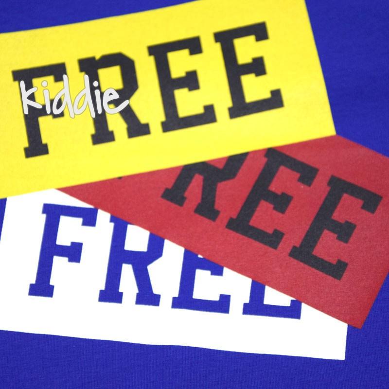 Детска тениска Free Wanex за момче