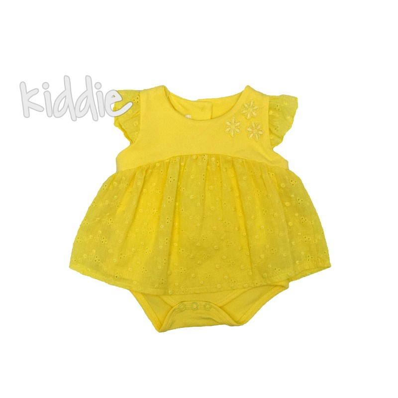 Бебешко боди рокля Breeze