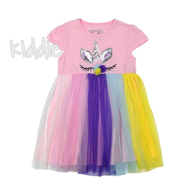 Детска рокля Breeze Еднорог