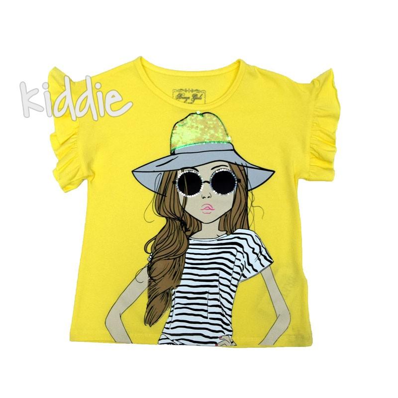 Детска блуза Breeze момиче