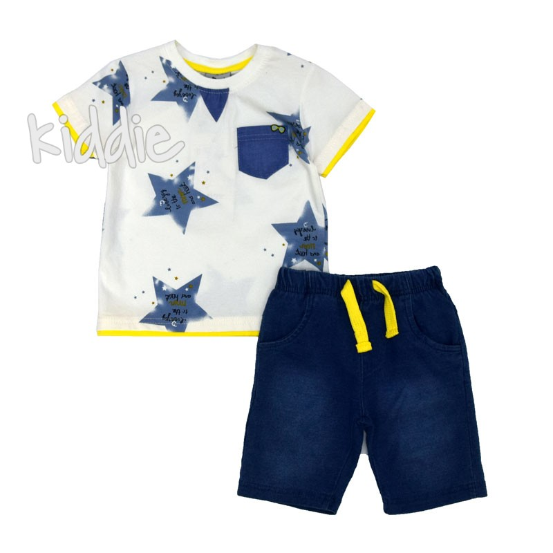 Детски комплект Звезди Repanda за момче