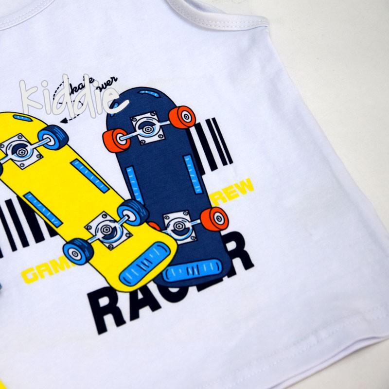 Бебешки комплект 3ч Small Gang за момче