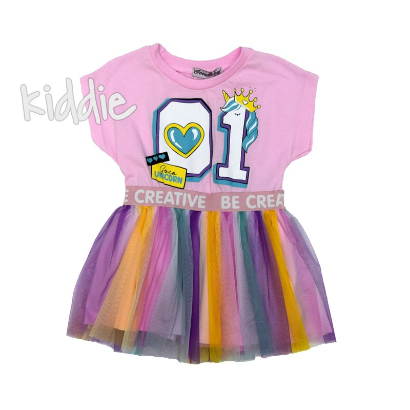 Детска рокля 1 Be Creative Cocoland