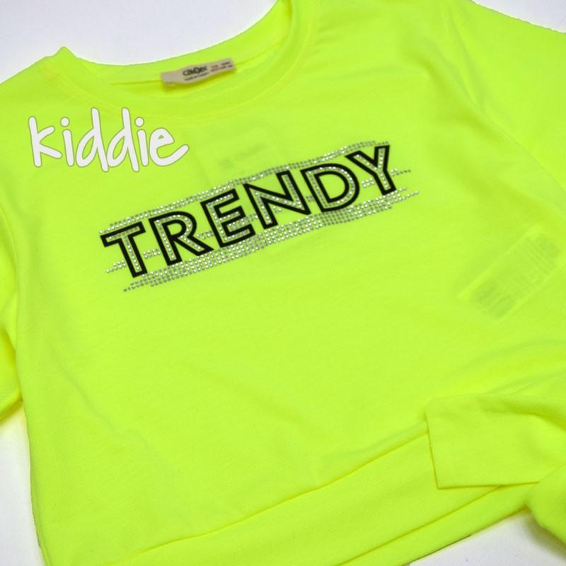 Детски комплект Trendy Cikoby за момиче