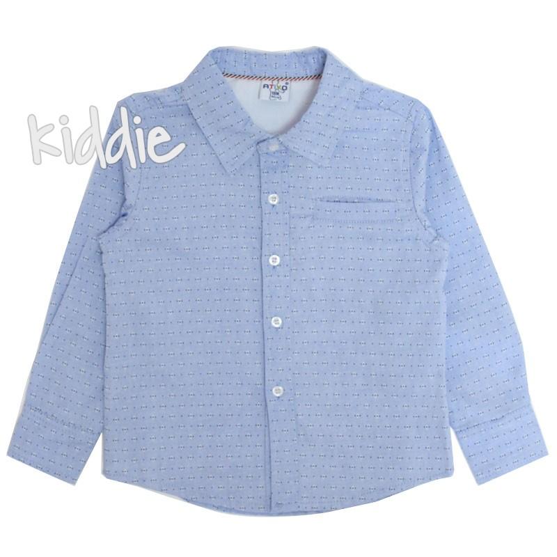 Бебешка риза за момче