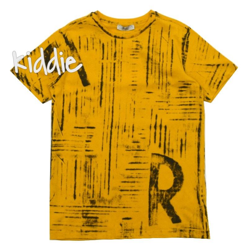 Детска тениска за момче R, Cikoby