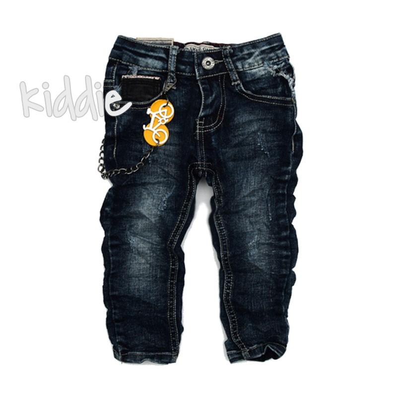 Бебешки дънки за момче Small gang