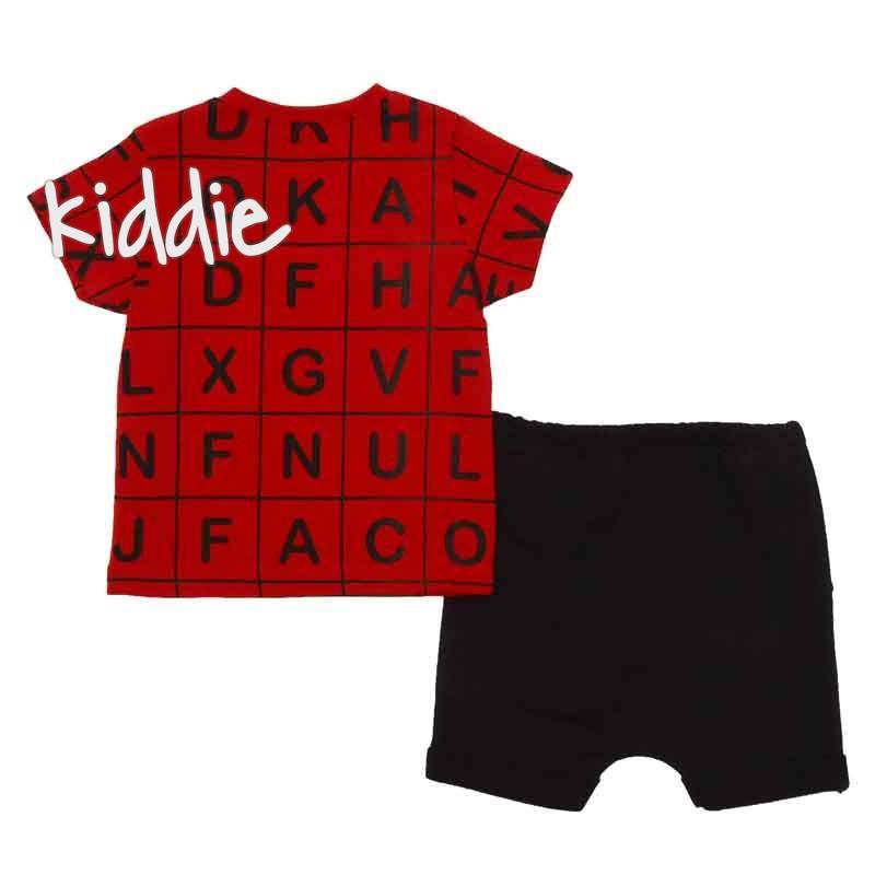Бебешки комплект Букви, Spidik за момче