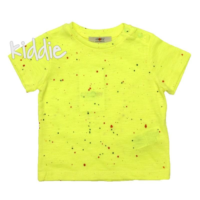 Бебешка тениска Cikoby за момче