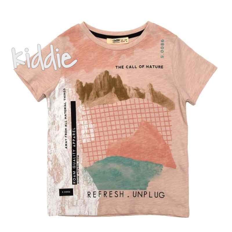 Тениска за момче Refresh Cikoby