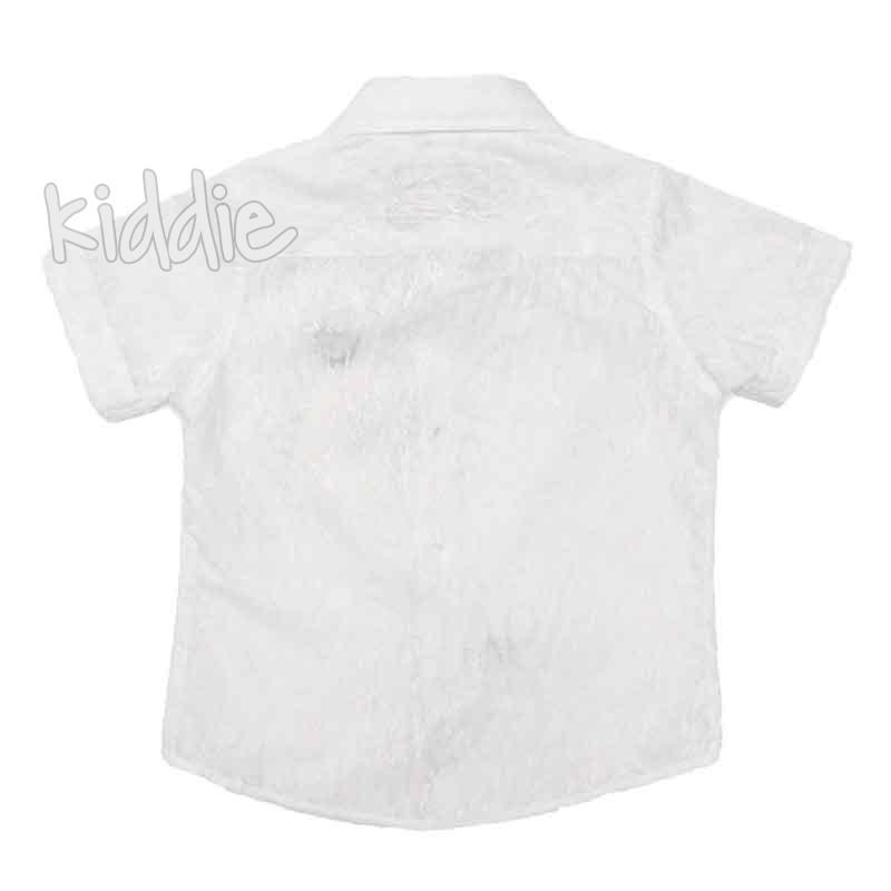 Бебешка риза Breeze за момче