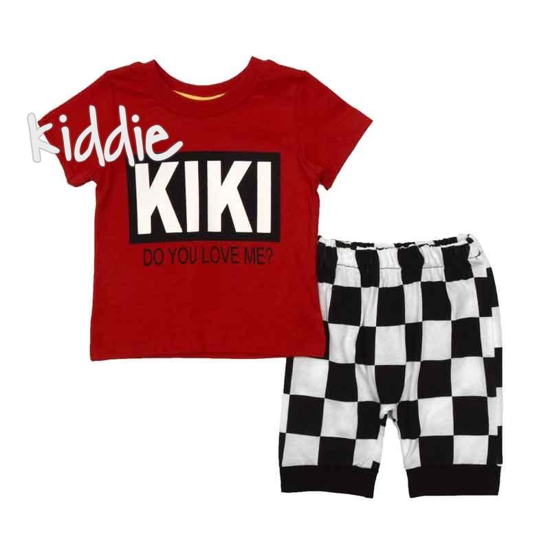 Бебешки комплект за момче Kiki
