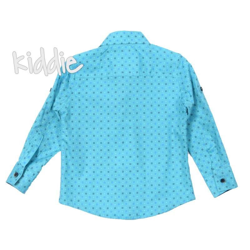 Бебешка риза за момче Breeze