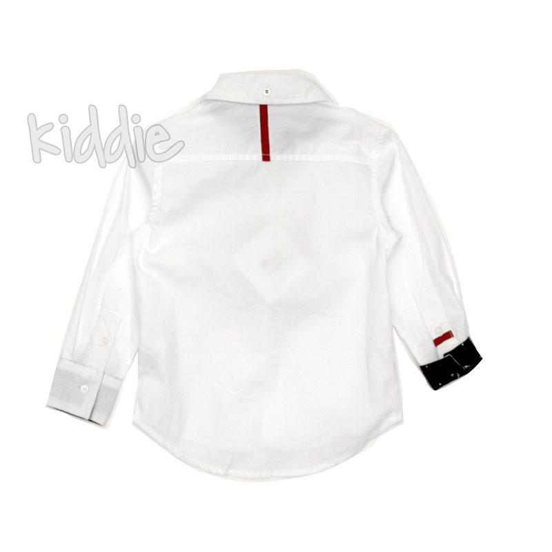 Бебешка риза Ativo маншет за момче