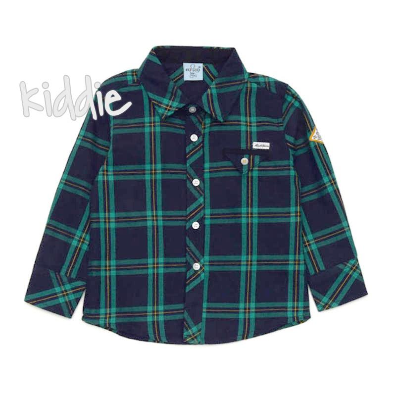 Бебешка риза за момче Ativo
