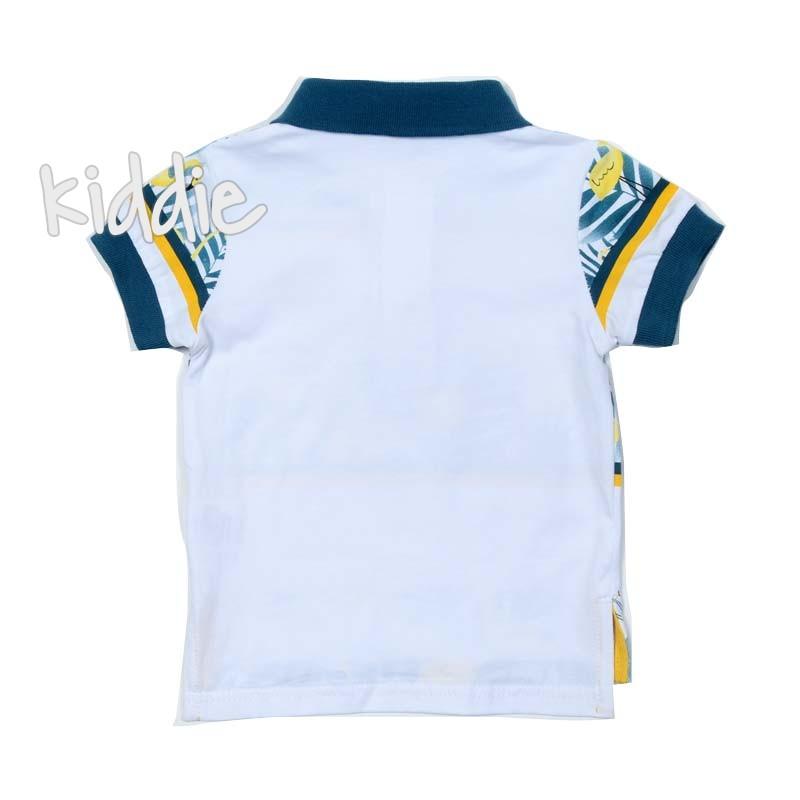 Бебешка поло блуза Ativo за момче