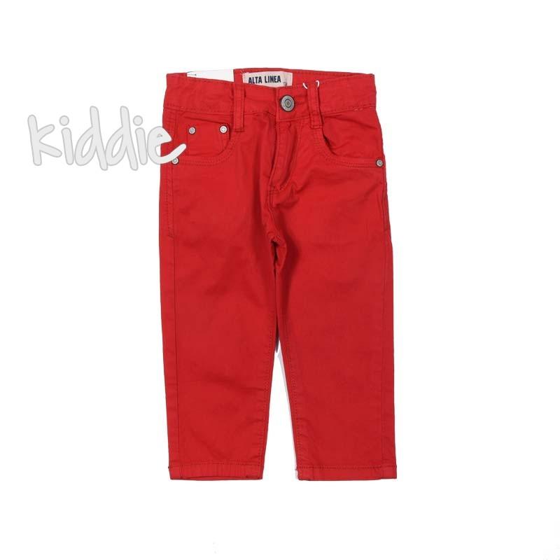 Бебешки панталон Alta Linea за момче