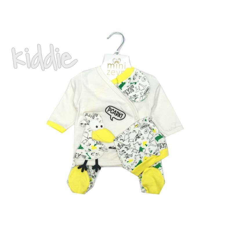 Бебешки комплект 5 части за момче PCAPK