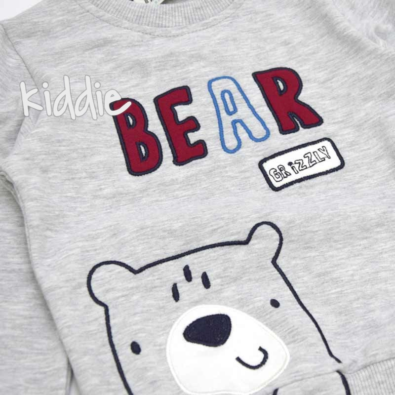 Детски комплект Breeze Bear за момче