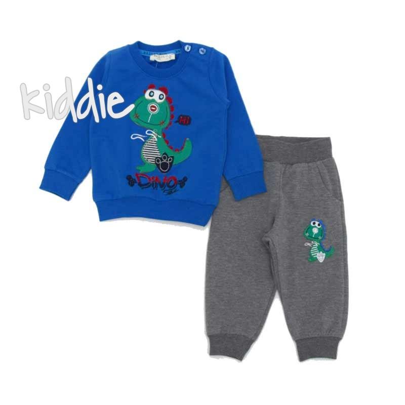 Бебешки комплект Dino Breeze за момче