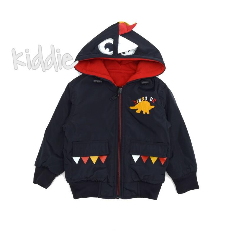 Есенно бебешко яке за момче Run boy