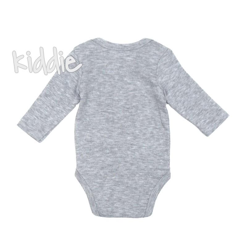 Бебешко боди с Емотикони VEO Baby за момче