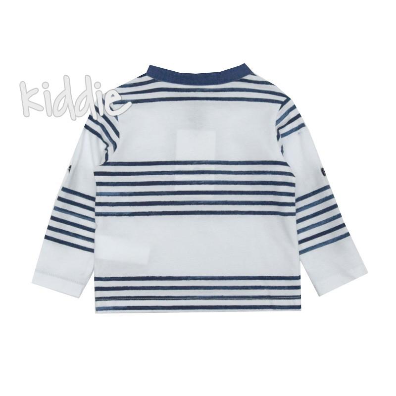 Детска блуза за момче с копчета Cikoby