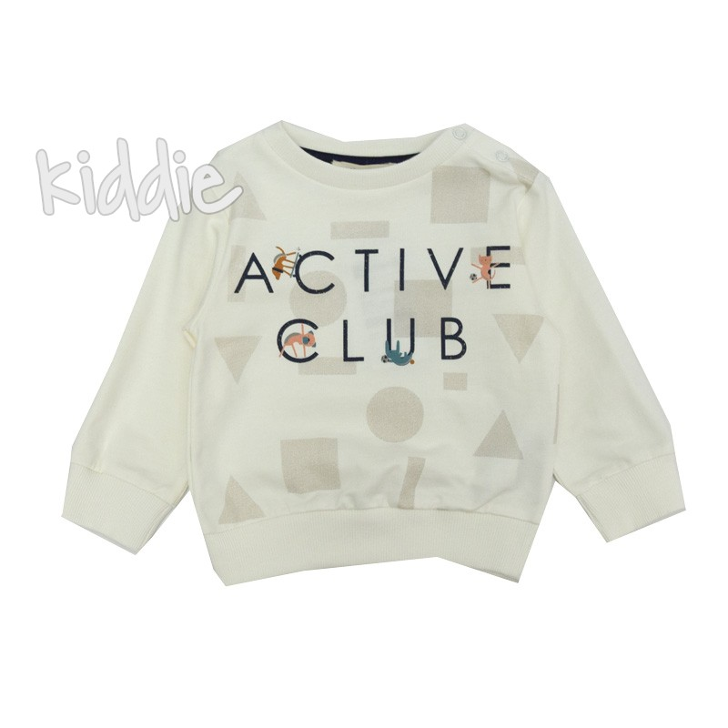 Бебешка блуза за момче Active club Cikoby