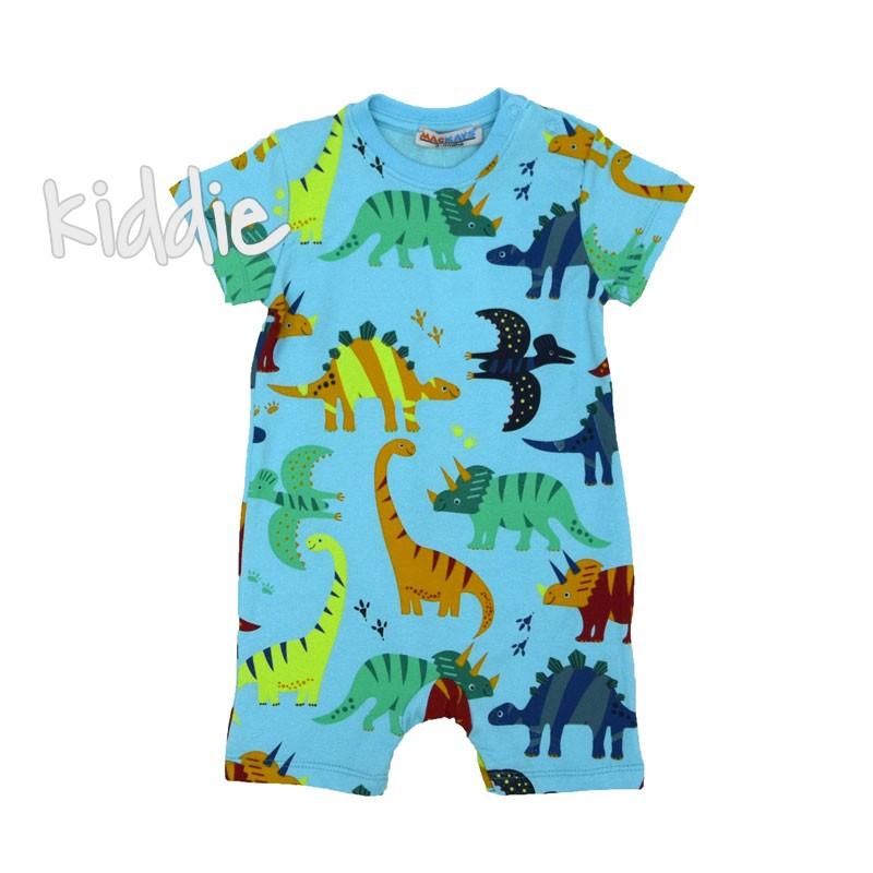 Бебешки гащеризон Mackays Динозаври за момче