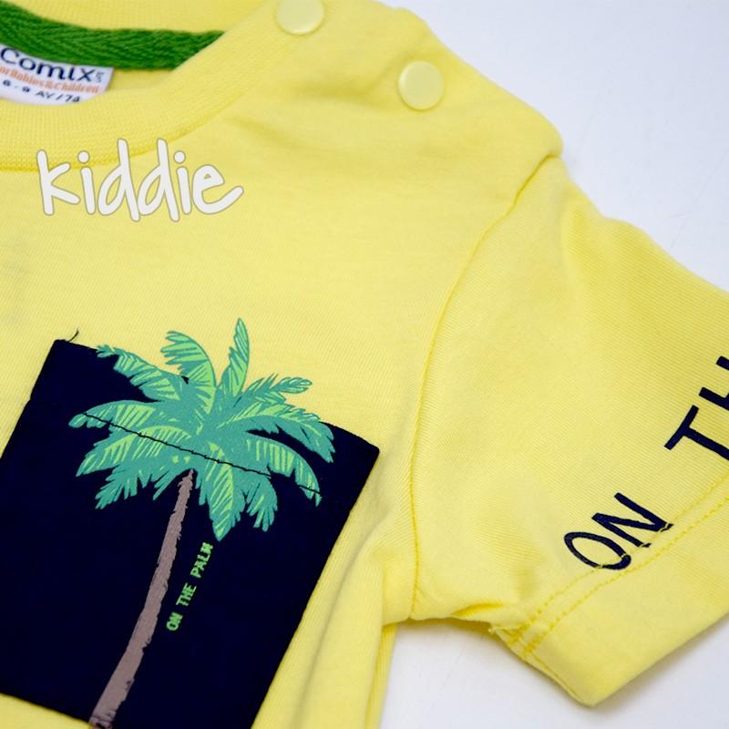 Бебешки комплект Palm Comix за момче
