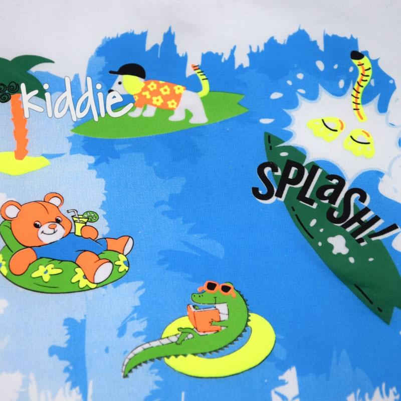 Бебешки комплект Mackays Splash за момче