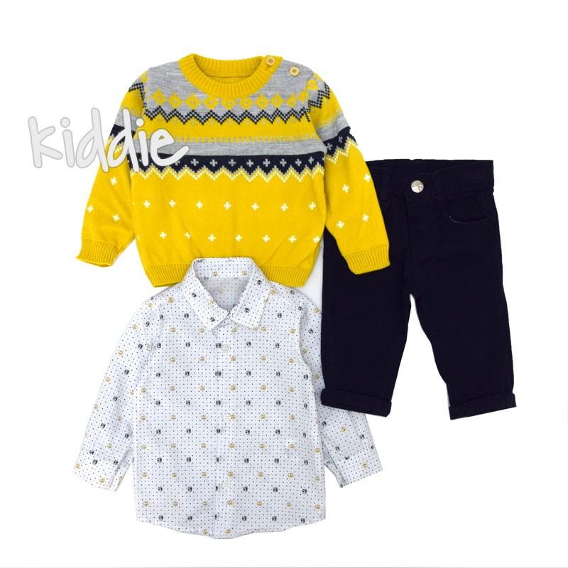Бебешки комплект Concept за момче