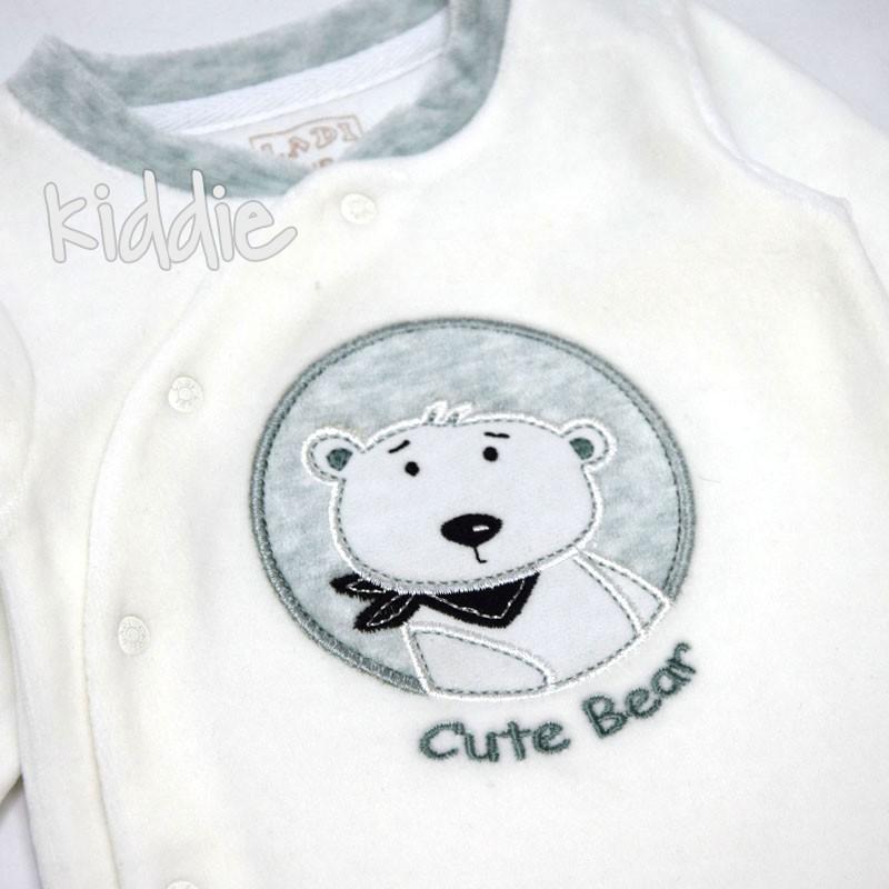 Бебешки гащеризон Ladi Cute Bear за момче