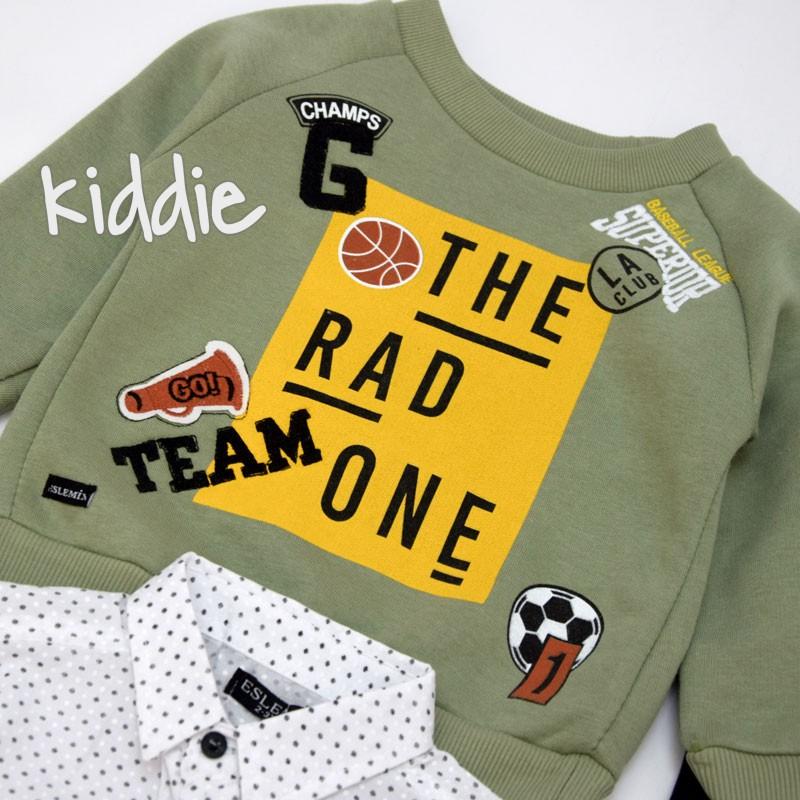 Детски комплект The Rad Eslemix за момче