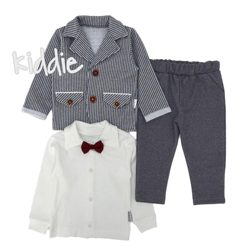 Бебешки комплект Modimix за момче
