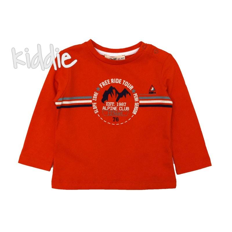Бебешка блуза Est 1987 Cikoby за момче