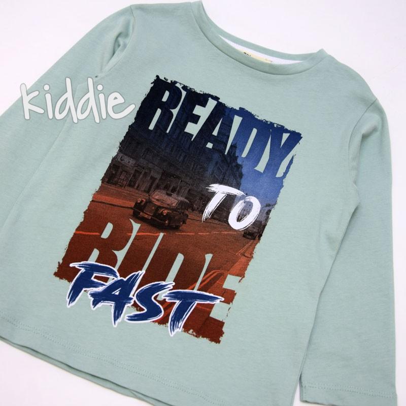 Детска блуза Fast Cikoby за момче