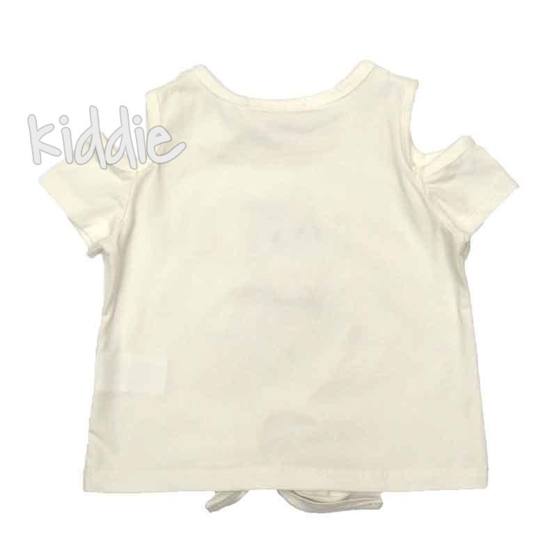 Детска тениска за момиче Breeze