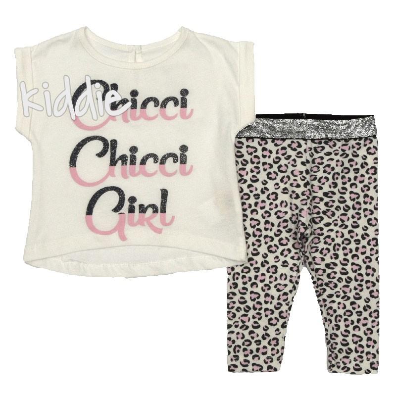 Бебешки комплект Chicci Girl, Cikoby за момиче