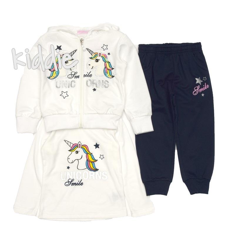 Бебешки комплект за момиче Miss Brum