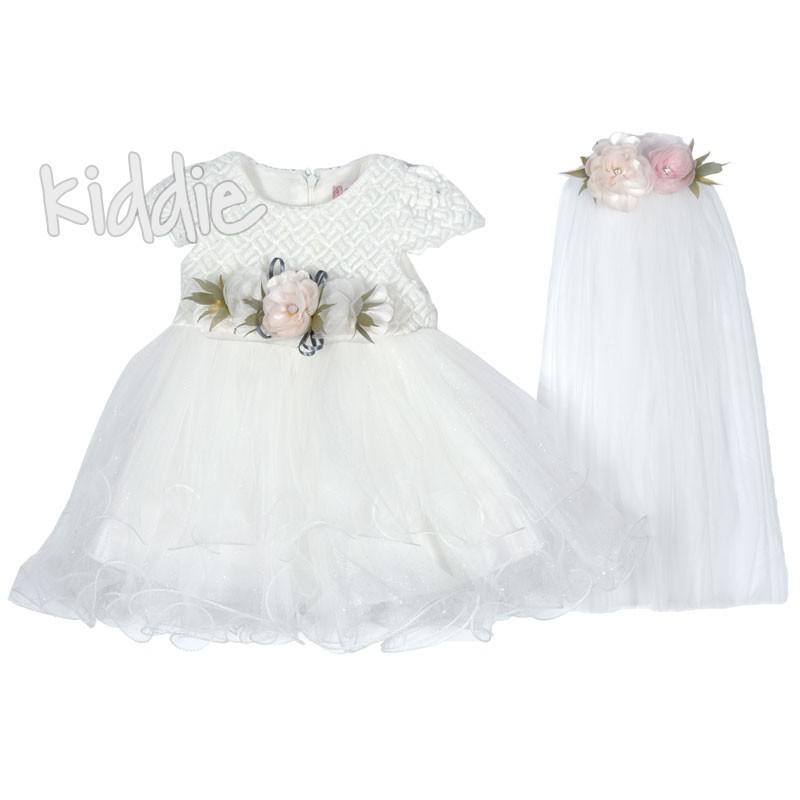 Бебешка официална рокля Monita