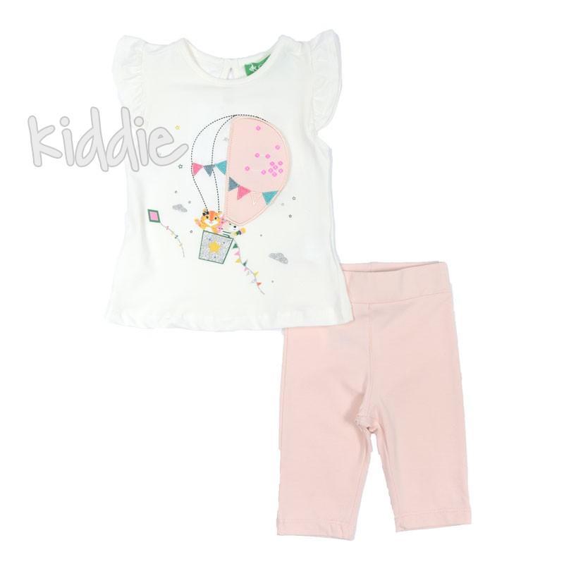 Бебешки комплект Fun за момиче Cichlid